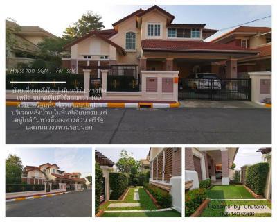 บ้านเดี่ยว 9890000 ปทุมธานี ลำลูกกา บึงคำพร้อย